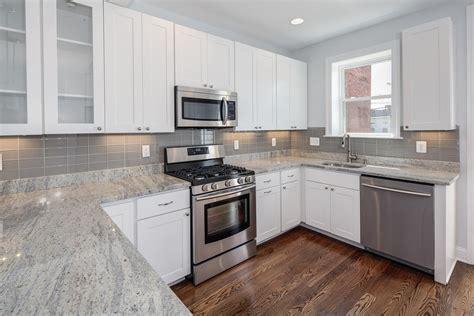 wonderful furniture granite countertops  white