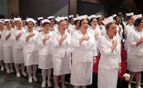 practical nursing graduation
