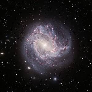 APOD: 2008 September 27 - M83: The Thousand Ruby Galaxy
