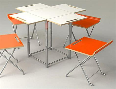 table pliante de cuisine designs créatifs de table pliante de cuisine archzine fr