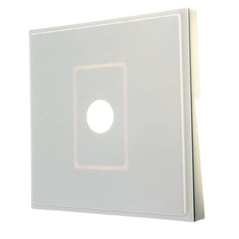 light fixture mounting bracket lowes shop severe weather 7 in x 7 in white vinyl light mounting