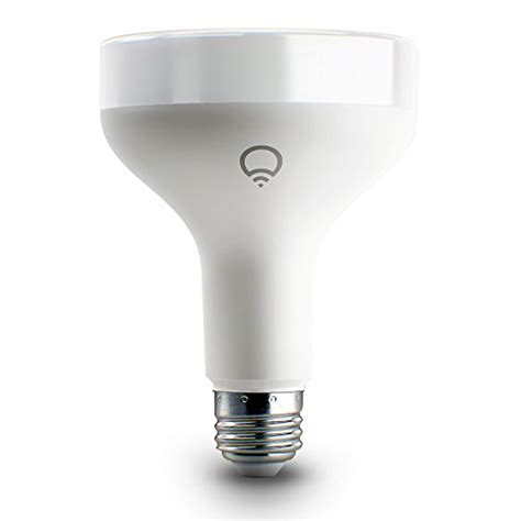 lifx br30 wi fi smart led light bulb adjustable