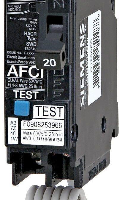 Afci Arc Fault Circuit Interrupter United Electrical