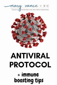 My Antiviral Protocol   Boost Your Immune Health