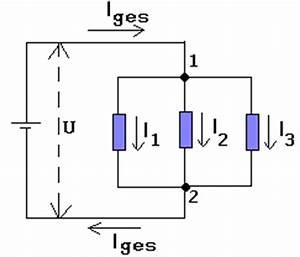 Parallelschaltung Strom Berechnen : grundlagen parallelschaltung ~ Themetempest.com Abrechnung