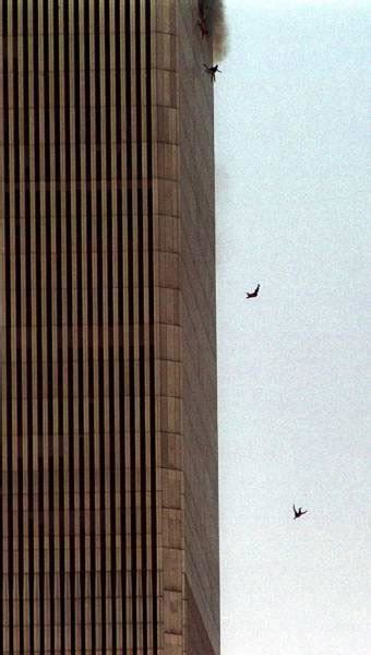 The 9 11 Jumpers They Didnt Jump