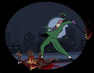 Riddle me this by Sodano on DeviantArt