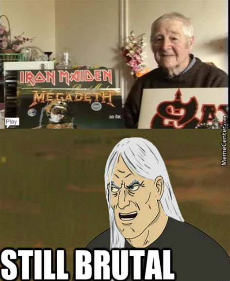 Metalocalypse Meme Metalocalypse Memes Best Collection Of