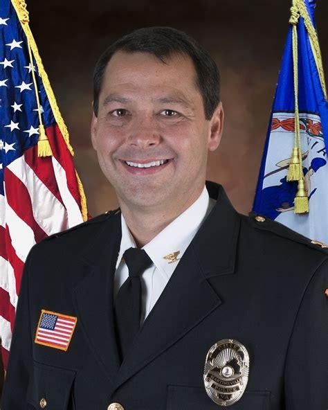 williamsburg selects sean dunn   police chief
