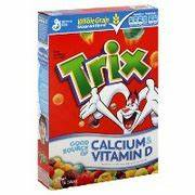 Trix Cereal, Swirls: Calories, Nutrition Analysis & More ...