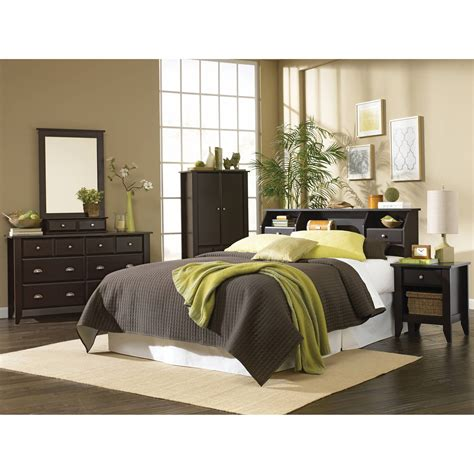 Bedroom With Bookcase by Headboard Size Bed Bedroom Furniture Bookcase