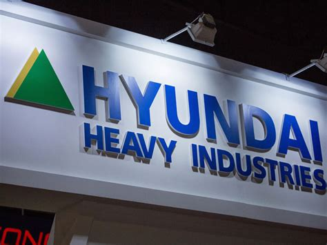 hyundai heavy industries  acquire majority stake
