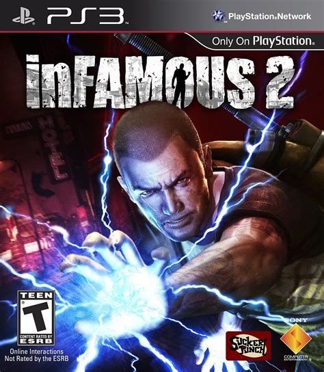Infamous 2 Playstation 3 Ign