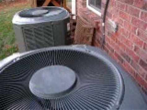 Noisy, Loud, Squeaky, Heat Pump  Air Conditioner Trane