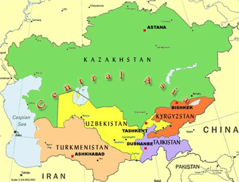 central asia cultures