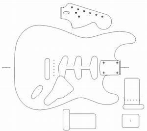 fender stratocaster 1960 template vinyl guitar making With stratocaster routing template