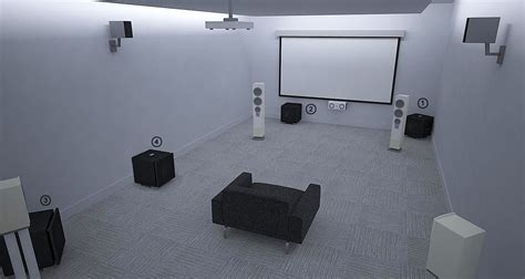 room setup room setup rel acoustics home theater subwoofers powered subs