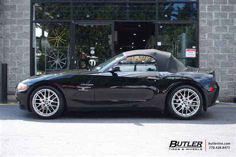 Bmw Z4 With 18in Beyern Spartan Wheels Exclusively From