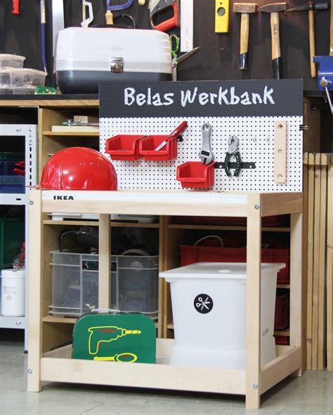 Selber Bauen by Ikea Sniglar Hack Aus Wickeltisch Wird Kinder Werkbank