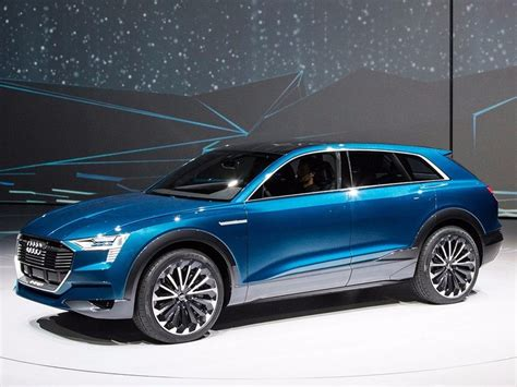 Audi's electric SUV taking on Tesla - Business Insider