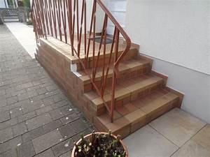 Treppe Hauseingang Kosten : wundersch nen treppe au en selber bauen haus design ideen ~ Lizthompson.info Haus und Dekorationen