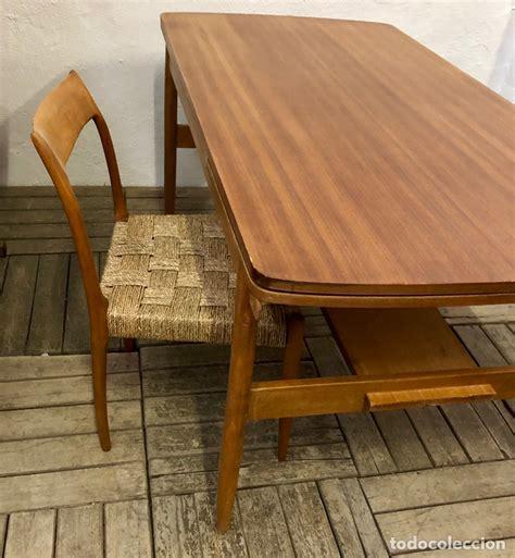 mesa de comedor vintage comprar muebles vintage en