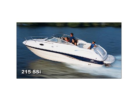 Chaparral Boats Espa A by Chaparral Boats 215 Ssi In Cn Lo Pagan Sportboote