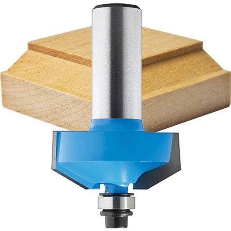 chamfer bead profile router bit rockler
