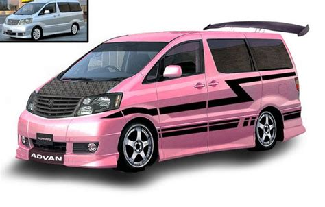 Toyota Alphard Wallpapers by Govinda Car Wallpaper Toyota Alphard Wallpapers