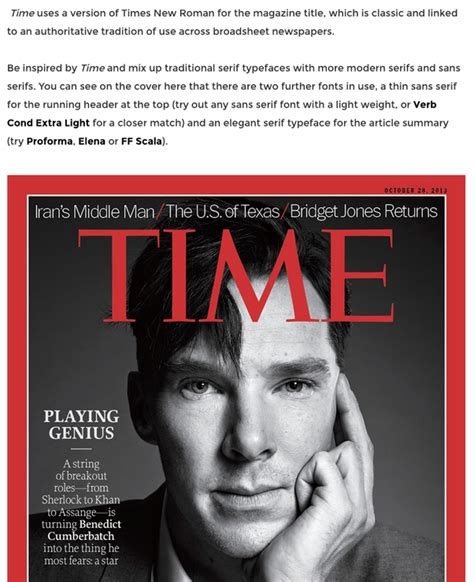 what is the best font for a cover letter what font does time magazine use for the title quora