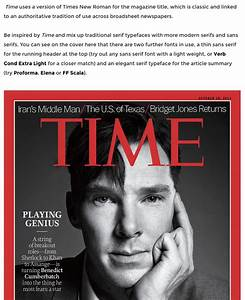 What font does TIME magazine use for the title? - Quora