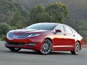 2014 Lincoln MKZ Test Drive Review CarGurus
