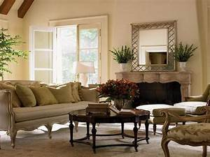 french country living room With french country living room design