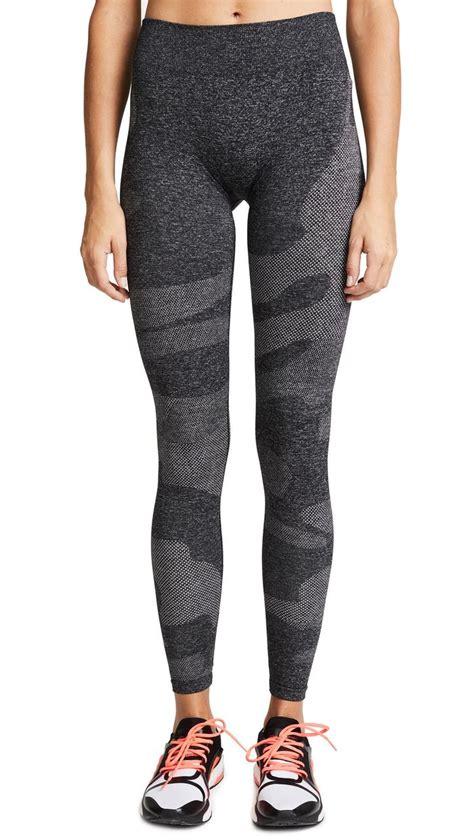 seamless leggings  avoid chafing   wear