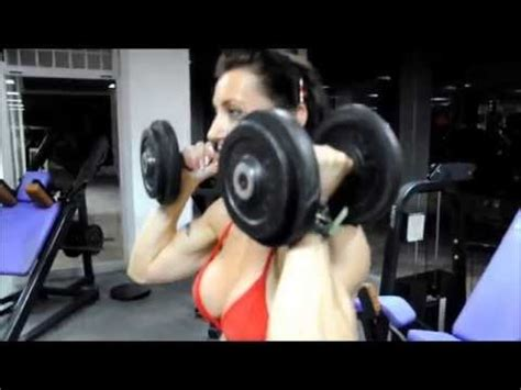 bodybuilding tina kloepfer  vidoemo emotional
