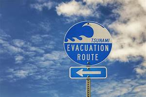 Preparing For A Tsunami