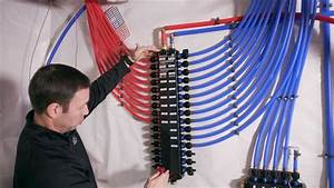 Pex Manifold System - Pros And Cons   Tour