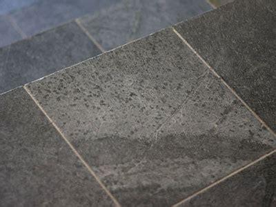 Soapstone Tile Flooring