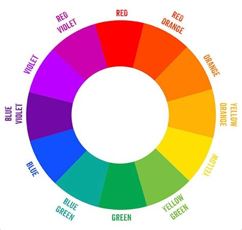 sample css color charts sample templates