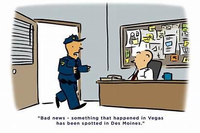 Clipart Cartoon Cartoons Bad Boss Funny Government
