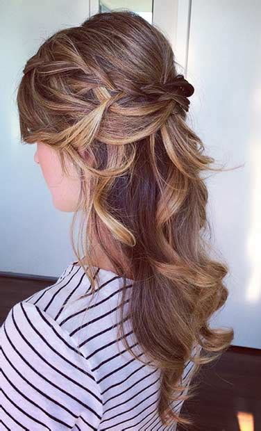 hairstyles  bridesmaids page