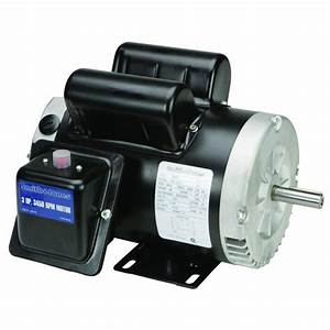 3 Hp Compressor Duty Motor