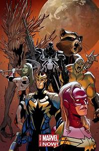 New Guardians of the Galaxy Member Revealed - Comic Vine