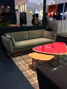 Canapé Vert D Eau : salon maison objet janvier 2015 les nouveaut s meubles marie claire ~ Teatrodelosmanantiales.com Idées de Décoration