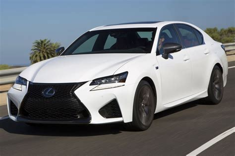 Used 2018 Lexus Gs F Sedan Pricing For Sale Edmunds