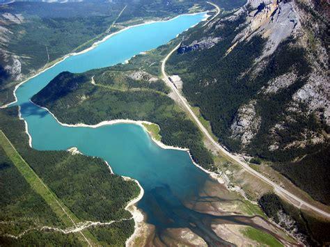 Barrier Lake - Wikipedia