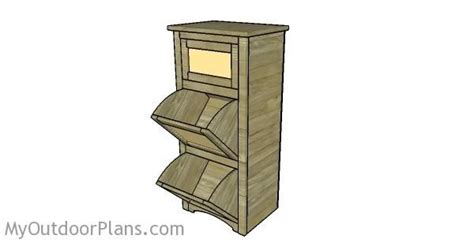 potato bin plans  outdoor plans diy shed wooden