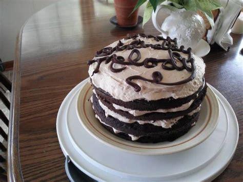 chocolate bavarian torte recipe foodcom