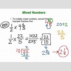 Showme  Multiplying Rational Numbers With Whole Numbers