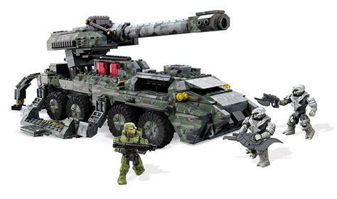 siege canon halo mega bloks vehicles sets 2018 buyer guide review